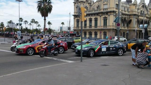 В Европе рекордно возросли продажи электромобилей