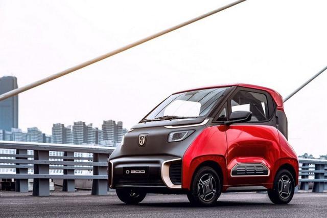 Китайские электромобили