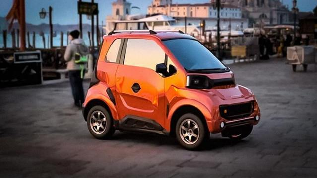Zetta: Will There Be A Budget-Oriented Russian Electric Car?