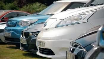 электромобили в украине