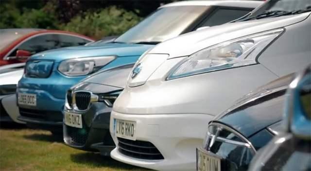 Призрачная встречная. Обзор электромобилей в Украине