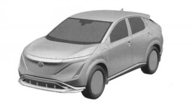 Проведена онлайн-презентация предсерийной модели Nissan Ariya