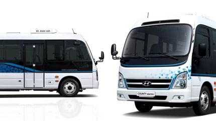 Электропрорыв Hyundai: первый микроавтобус и вероятная модель для России