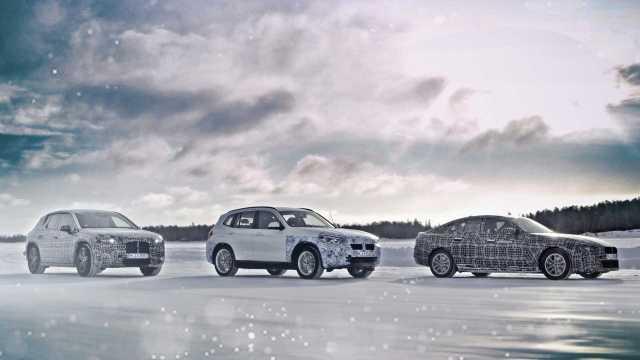 BMW электрифицирует свои популярные модели