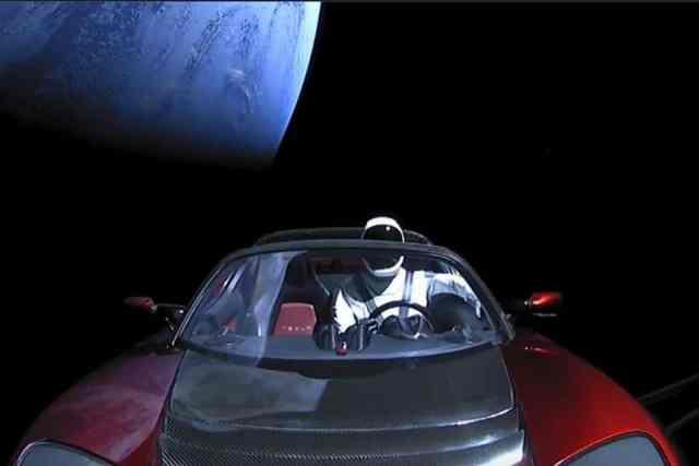 Акции Tesla побили новый рекорд