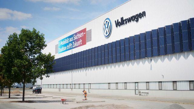 Завод Volkswagen переоборудуют под производство электромобилей