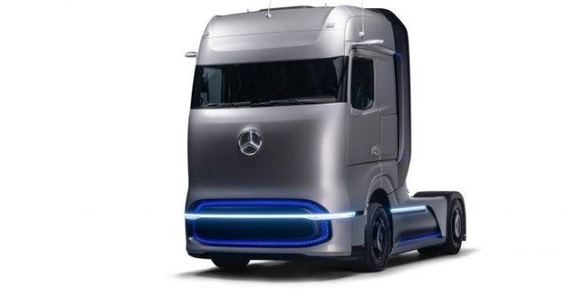 Электрогрузовики и водородный гибрид от Mercedes-Benz: мировая премьера