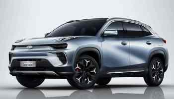 Chery Ant электромобиль Китай