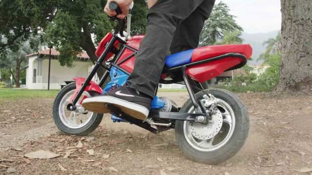 Электромотоцикл Razor RSF350