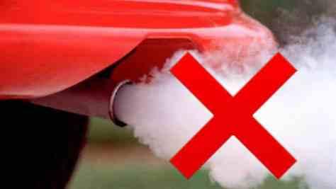 Запрет на топливные автомобили