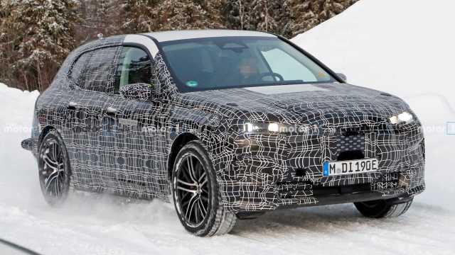 Назначена дата премьеры BMW iNEXT