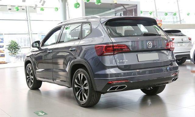 Электромобиль Volkswagen e-Tharu