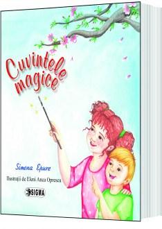 Cuvintele magice, poezii despre politete e-carteata.ro
