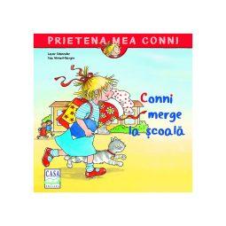 Conni merge la scoala, Prietena mea Conni, e-carteata.ro, Editura Cartea Ta