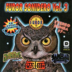 Varios Artistas - Furor Sonidero, Vol. 3 (Album 1999)
