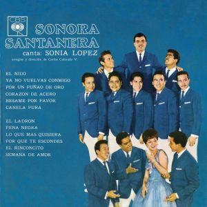 La Sonora Santanera - Sonora Santanera - Canta Sonia López (Album 2010)