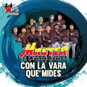 Master Kumbia - Con la Vara Que Mides (Single 2020)