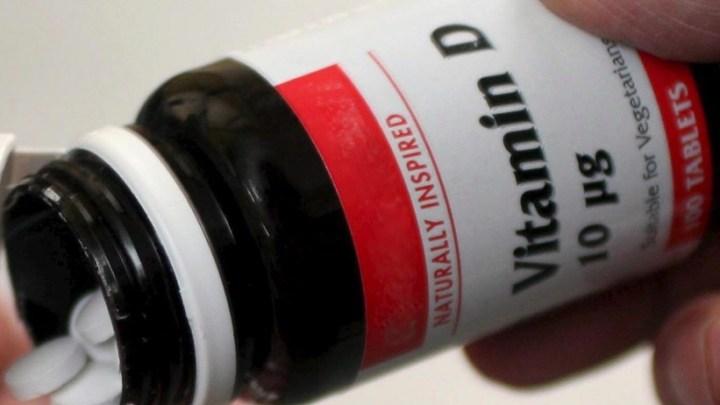 Witamina D związana z niższym ryzykiem raka piersi