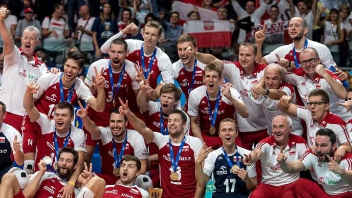MŚ siatkarzy - drugi z rzędu triumf Polaków