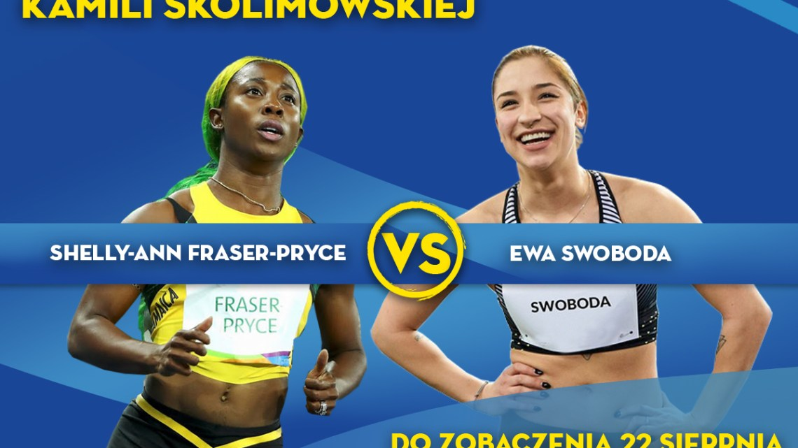 Supergwiazdy sprintu, skoków i rzutów 22 sierpnia na Stadionie Śląskim