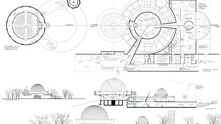 Park nauki w Chorzowskim Planetarium