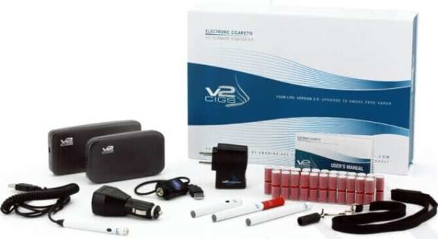 review of v2 cigs and 7.5% off discount