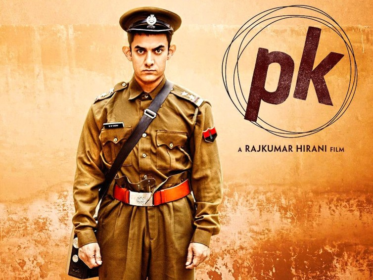 What Aamir Khan meant by P.K.