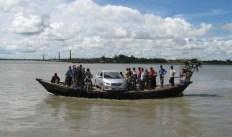 car-on-boat