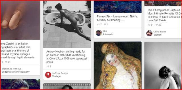 nudity-social-media
