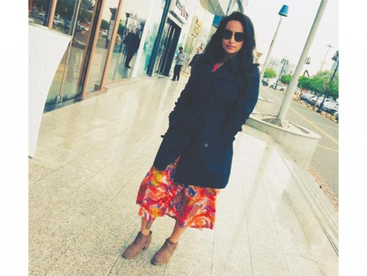 Saudi lady captured in the wake of tweeting photograph of herself without a hijab