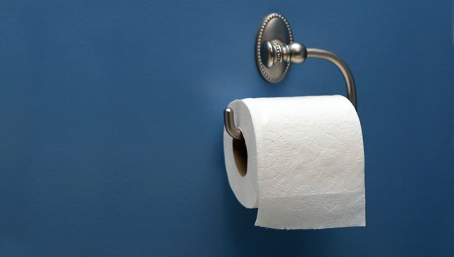 Why the West use Toilet Paper instead of Water
