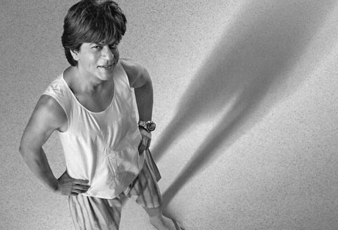 From a Hero to a Zero, Shahrukh Khan