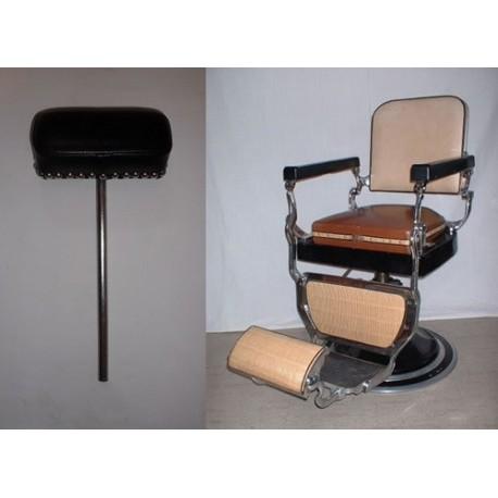 appui tete pour anciens fauteuils de barbier