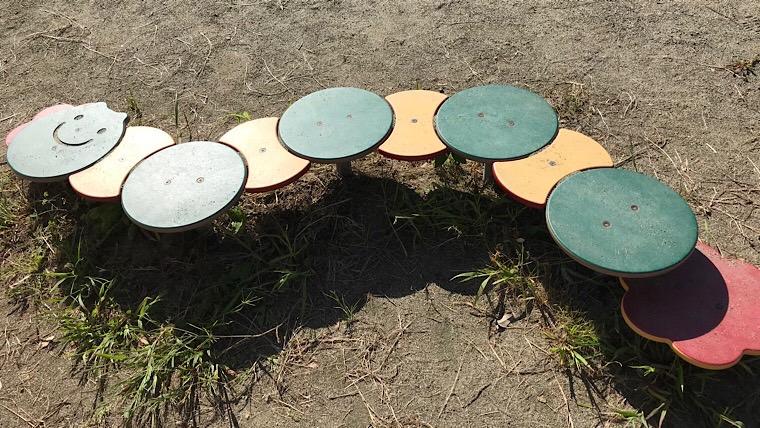 モリリン加瀬沼公園遊具