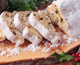 今年のクリスマスは、伝統菓子「シュトーレン」を手作りしてみる?