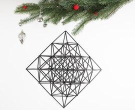 フィンランドの伝統的クリスマスオーナメント「ヒンメリ」を作ってみたい!