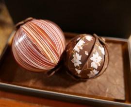 """今年のバレンタインは、""""まるでアート""""な、美しすぎる和風チョコレートで勝負!"""