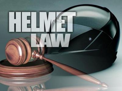 Michigan helmet law