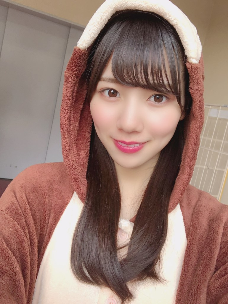河田陽菜ちゃんはこれからのひらがなけやきを背負う高校二年生