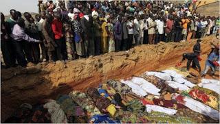 Ponad 6000 chrześcijańskich kobiet i dzieci zabitych przez pasterzy-zabójców, Boko Haram w Nigerii