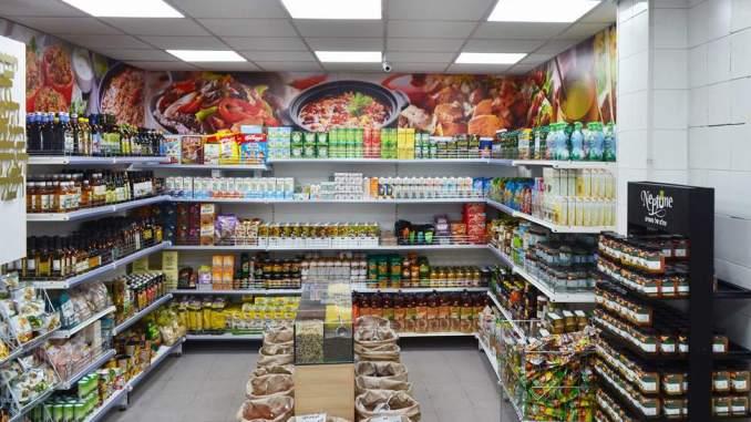 הגל הירוק, סניף שוק הכרמל - רשת הסופרמרקטים הטבעונית הראשונה, צילום: ליגרף עצובים