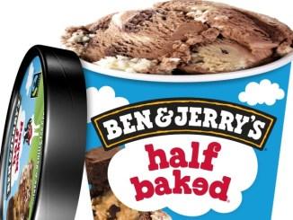 """גלידת חצי אפוי. צילום: יח""""צ"""