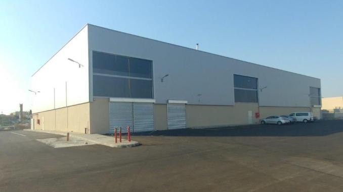 המפעל החדש של נטורל קייקס בנתיבות. צילום: image art studio