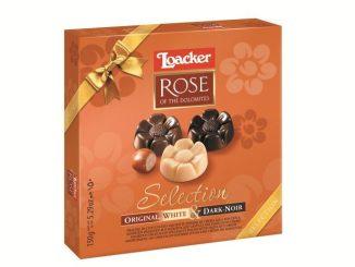ורד הדולומיטים - הפרלינים של לואקר