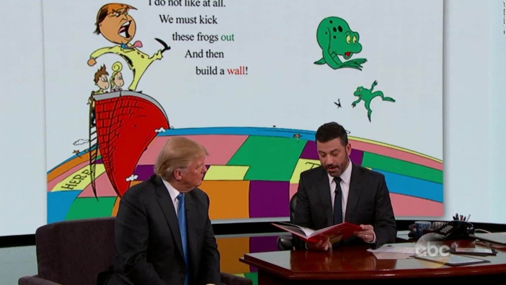 Dr. Seuss Trump Book
