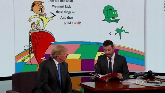 Dr. Seuss Trump Book