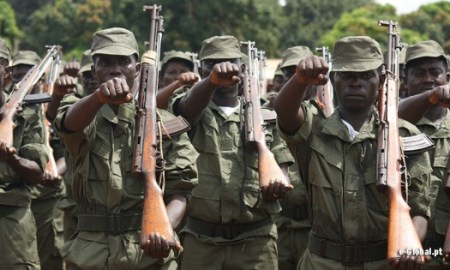 Militares Guiné-Bissau