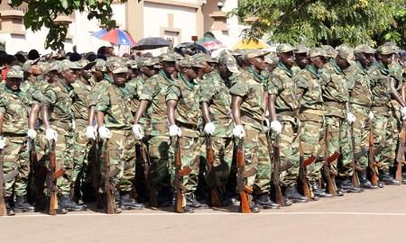 Forças armadas Guiné-Bissau