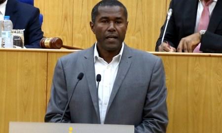Líder da UCID, António Monteiro