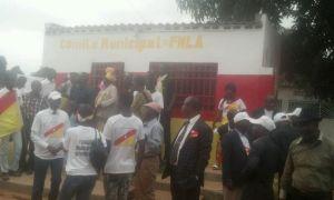 Membros do partido FNLA